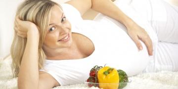 Desatero výživy v těhotenství