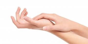 Jóga ruky - gymnastika prstů
