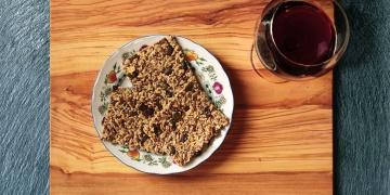 Křupavé semínkové krekry